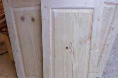 Made the doors